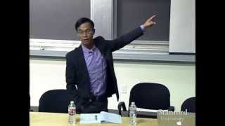 Stanford Seminar - What Asia Entrepreneurship Means For Silicon Valley