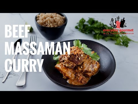 Beef Massaman Curry | Everyday Gourmet S7 E1