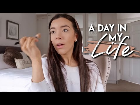 WHAT I WORE, ATE & DID TODAY | TRYING NEW NARS MAKEUP + A CATCH UP!