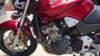 4. 2007 Honda CB900