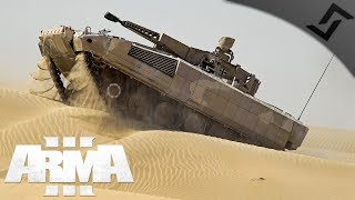 ARMA 3 Playlist: https://www.youtube.com/playlist?list=PLCtTx6yW6Du9-DZAIoNw6BfpeJGmFD9h5This is like a vehicle out of Star Wars.. at least it looks like it, also the 30mm auto cannon of doom is basically the Death Star laser ;D3rd RB Recruitment: https://www.reddit.com/r/3rdRB/wiki/recruitmentGerman Mod: http://www.armaholic.com/page.php?id=24147Connect with me:●Twitch: https://www.twitch.tv/theshermanatoryt●Twitter: http://twitter.com/ShermanatorYT●Steam Group: http://bit.ly/1pwdggu●Facebook: http://www.facebook.com/ShermanatorYT●Instagram: https://instagram.com/shermanatoryt/●About MeHi! My name is Samuel, what's up? I am 23 years old and live in Canada (I am Dutch though lol). First I would like to say that 99% of all the comments posted on my videos are personally read by me and I try to respond to as many as possible of them! Thanks for checking out my channel. I upload a wide variety of games in 1080p, including but not limited to Men of War (Assault Squad 2), ARMA 3, Red Orchestra 2, Rising Storm, Rising Storm 2: Vietnam, The Wargame Series, Verdun, Squad & Company of Heroes! I try to maintain a healthy balance between fun and tactical gameplay, mixing videos with tips, tricks and random gameplay that can be from any game!If you like the content make sure to hit the subscribe button!Want to contact me? Send me an Email or tweet me, I rarely check YouTube's private messages!~Thanks for watching!