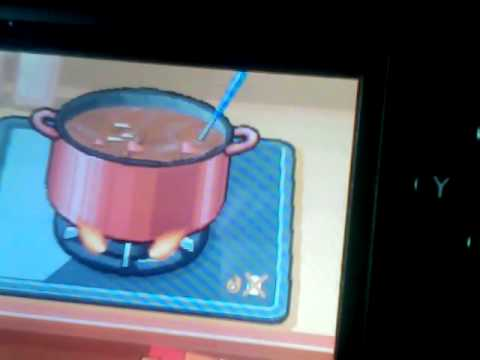Nintendo DS Lite  Cooking Mama