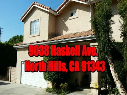 9038 Haskell Ave., North Hills, CA 91343