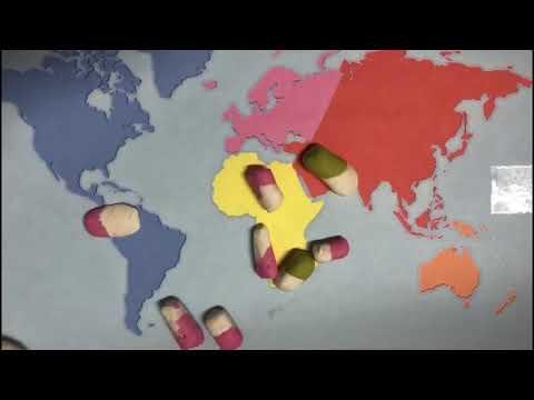 Salud equilibrada para el mundo