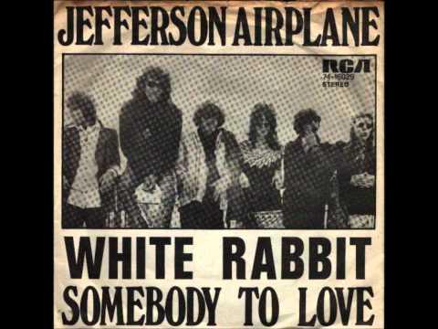 Jefferson Airplane - White Rabbit (HQ)