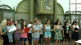 Koncert povodom Dana Mladih, Hor Bačkih pevača