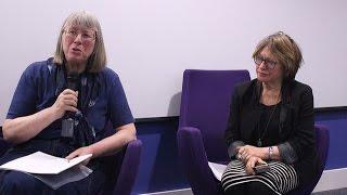 Mary Mellor & Sheila Dillon