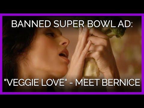 Veggie Love Super Bowl Ad, Meet Berenice