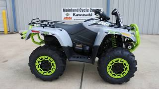 8. $9,999:  2018 Textron Off Road / Arctic Cat 700 MudPro Overview and Review