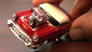 CGR Garage - '57 CHEVY Muscle Machines Review