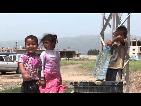 Lebanon: Tent Settlement Living