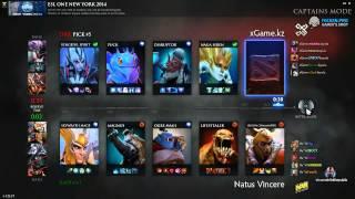 Na'Vi vs xGame.kz, game 1