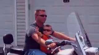 7. Riding V Star 1300 Tourer
