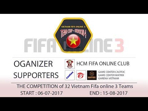 Vietnam Team Cup Season 4 - Semi Final 2 : CLB DakLak vs Union FC