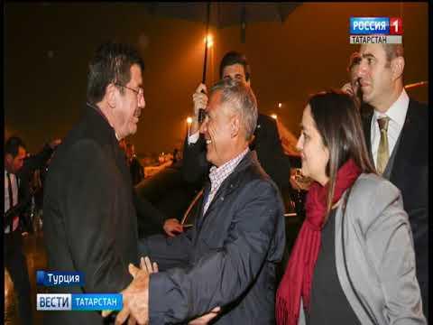, title : 'Рустам Минниханов встретился с министром экономики Турции'
