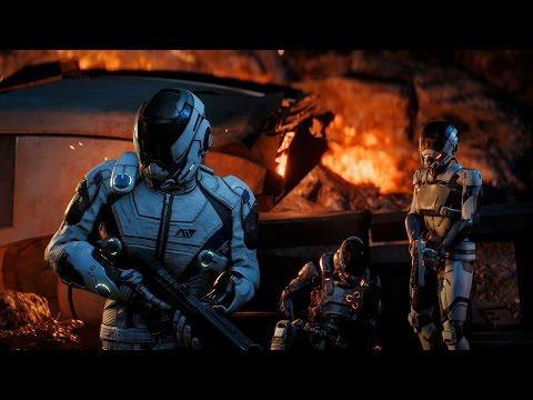 Стрим Mass Effect Andromeda от PlayGround.ru