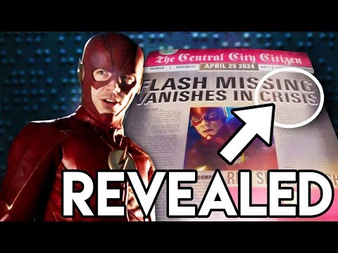 The Flash 2024 Event Is Infinite Crisis REVEALED? - The Flash Season 4 Crisis Theories Explained