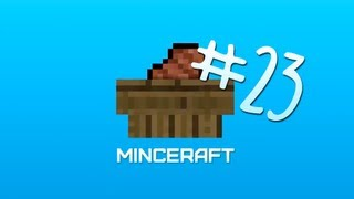 Let's Play - MinceRaft: Part 23 Mob Farms, Tree Farms, Oh My!