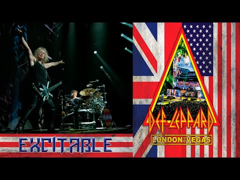 Def Leppard - Excitable - Ultra HD 4K - Hysteria At The O2 (2018)