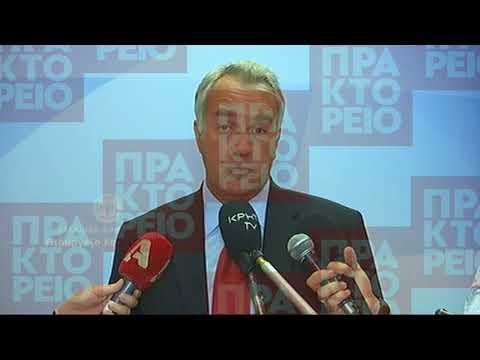 Διακομματική σύσκεψη για την κατάτμηση Β Αθήνας