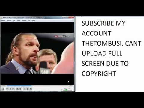 WWE No Way Out 2012 - Subscribe to my channel for more pay-per-views.
