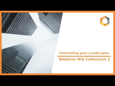 DxO Webinar on the Nik Collection 2 / Controlling the landscape images with Dan Hugues​