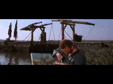 KIRK DOUGLAS Minnelli VAN GOGH Arles Tournage FILM Lucien CLERGUE Photo 1955 #1