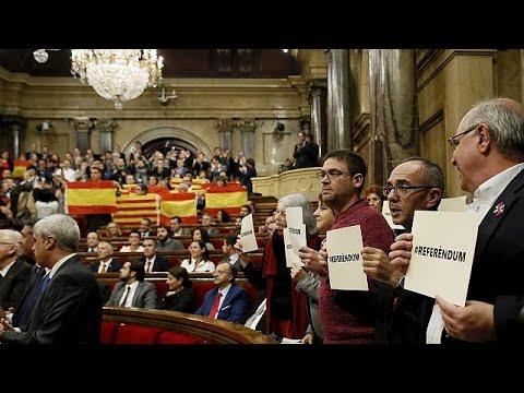 Ισπανία: Ανοίγει ο δρόμος της απόσχισης για την Καταλονία