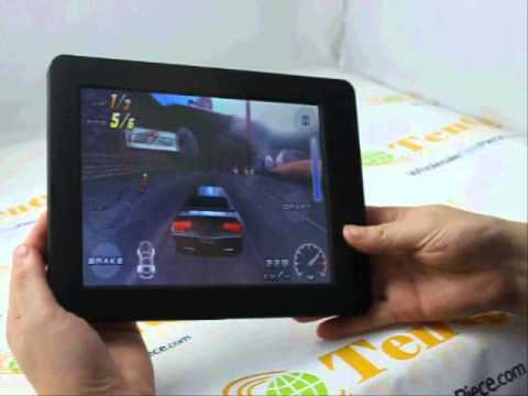 First Android 2.3 APad A816 Tablet Samsung S5PV210 Cortex-A8 Review