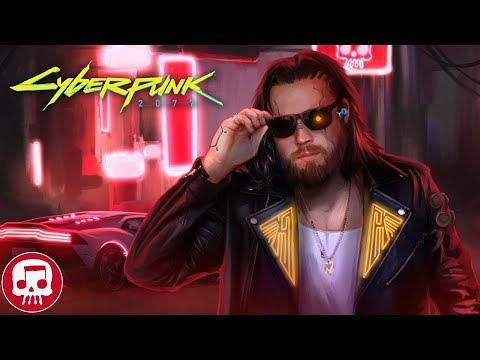 "Cyberpunk 2077 Hype Song by Jt Music (Feat. Andrea Storm Kaden) - ""Training Montage"""