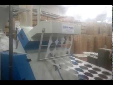 Termoform Kırma Makinası