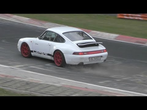 The FASTEST Porsche 993 Carrera Of The Nürburgring!