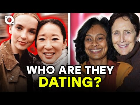 Killing Eve: Real-Life Partners Revealed! | ⭐OSSA