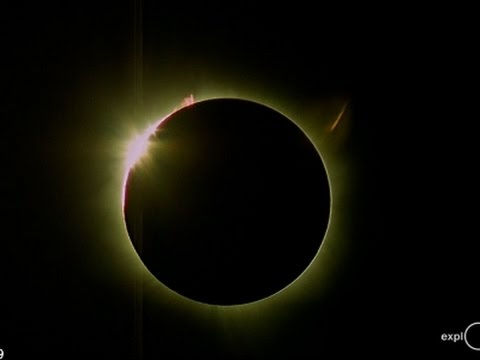 Watch The Total Solar Eclipse Over Parts of Asia