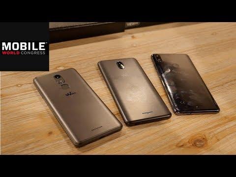 Wiko View Go, Lite & Max: Neue Smartphones von Wiko