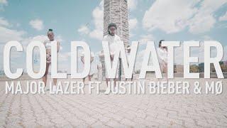 Major Lazer - Cold Water (feat. Justin Bieber & MØ) Dancehall Choreography - Danca® Family