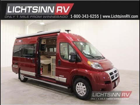 LichtsinnRV.com - New 2019 Winnebago Travato 59K