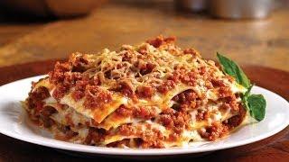 Lasagna Love Making!