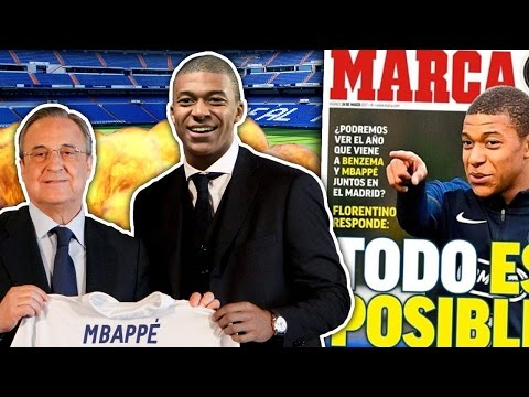 Video: Has Kylian Mbappe Reached A Secret Agreement With Real Madrid?! | W&L