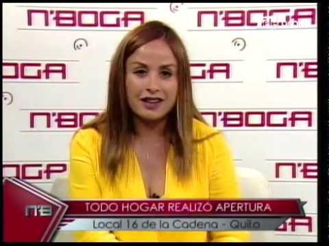 Todohogar realizó apertura local 16 de la cadena - Quito