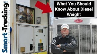 Video What Every Truck Driver Needs to Know About the Weight of Diesel Fuel MP3, 3GP, MP4, WEBM, AVI, FLV Juni 2019