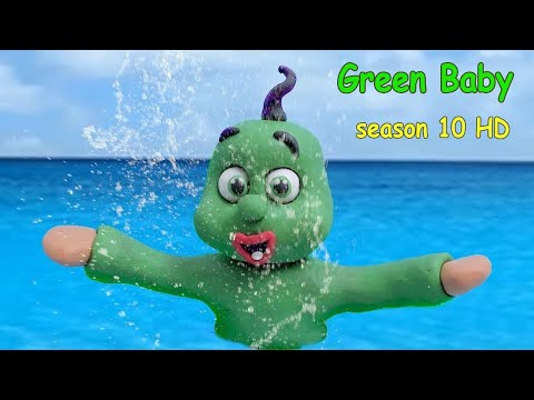 Green Baby Episodes - Season 10 HD/16:9 Collection - cartoons for kids