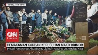 Video Kelima Korban Kerusuhan di Mako Brimob Dimakamkan MP3, 3GP, MP4, WEBM, AVI, FLV Januari 2019