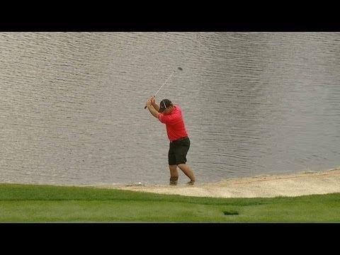 Imponerande golfslag