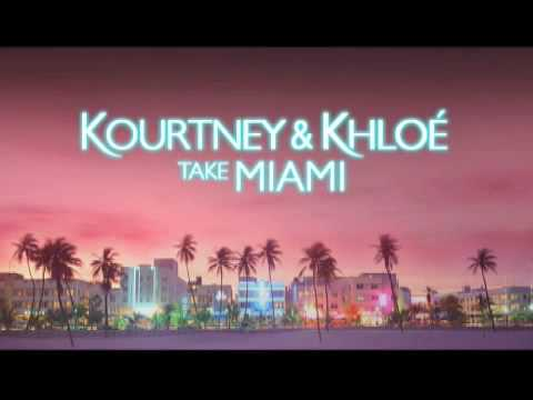 Kourtney and Khloe Take Miami Season 1 Promo #1