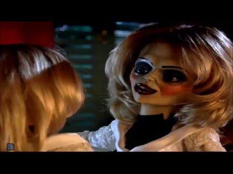 ★LADIE KILLA/GLENDA GOING APESHIT! SEED OF CHUCKY©SCENE💀1080pHD✔💯 (видео)