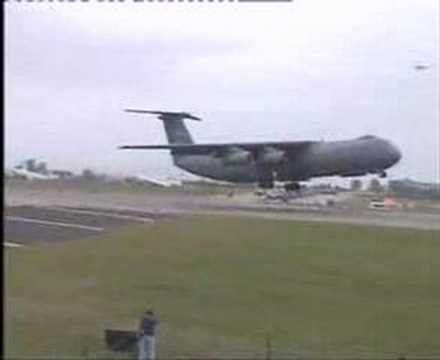 Taking off at the R.I.A.T Fairford,