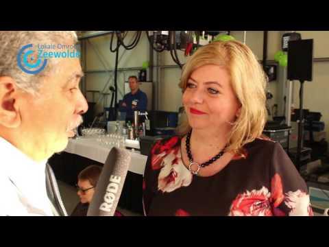 Veiling levert ruim 5000 euro op voor Lisanne Spaander