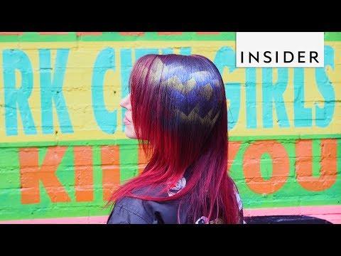Hair salon - We Got Hair Tattoos