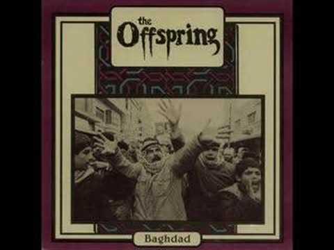 Tekst piosenki The Offspring - Baghdad po polsku